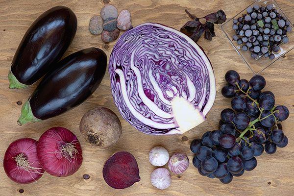 Benefits of Eating More Purple Vegetables and Fruits | 1mhealthtips