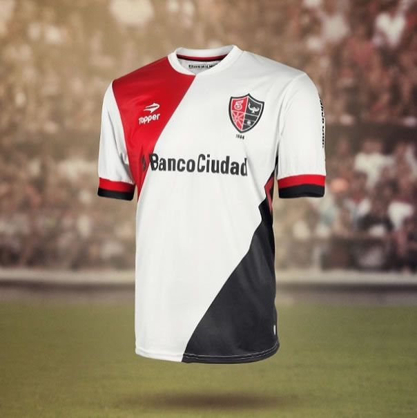 Newell's Old Boys 2014 Topper Away Kits