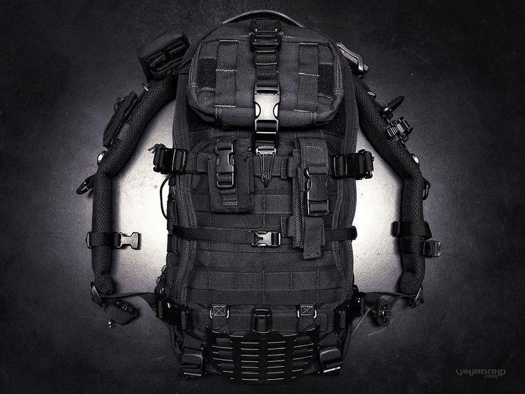 The FAST Pack Litespeed: Reengineered 2015 /// Triple Aught Design's Latest Backpack ... #gear #edc #vinjabond