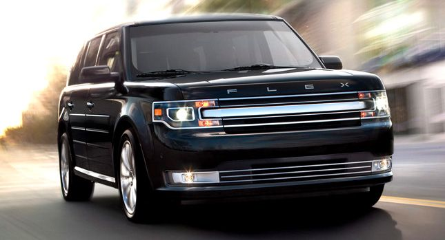 2013 Ford Flex far from the regular wagon's opinion, the 2013 Ford Flex is a state of the art in the wagon's car lineup in the way its obtain the equipments in addition of practical driving compared to the most it's class rivals.