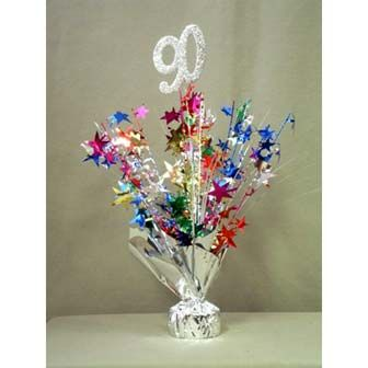 90birthday idea click for larger picture of 90th for 90th birthday decoration ideas