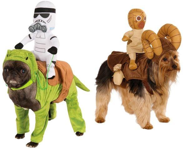 star wars dog costume....ha ha!