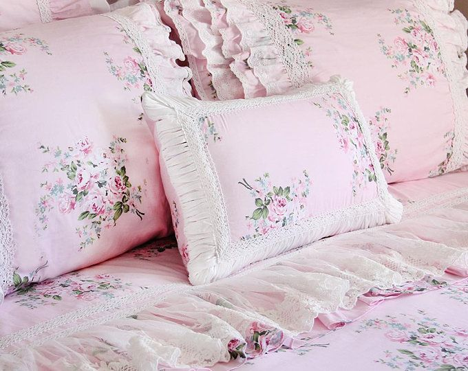 Shabby Chic Pink, Discontinued Target Shabby Chic Bedding