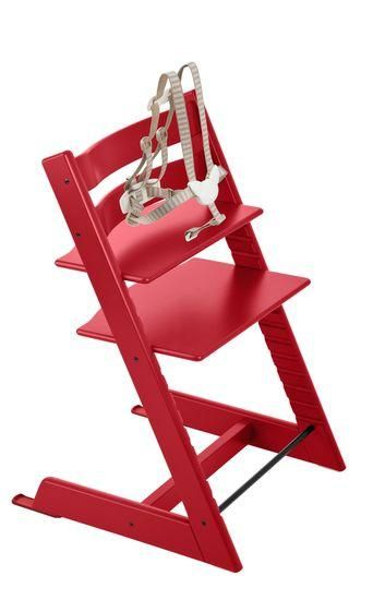 Tripp Trapp Red | STOKKE | high chairs | KIDS |