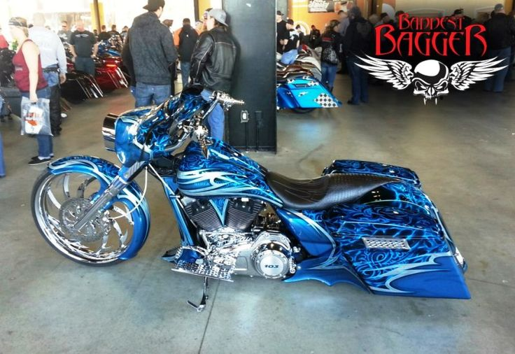 Don't you just love this ! | Custom Bagger's ! | Pinterest ...