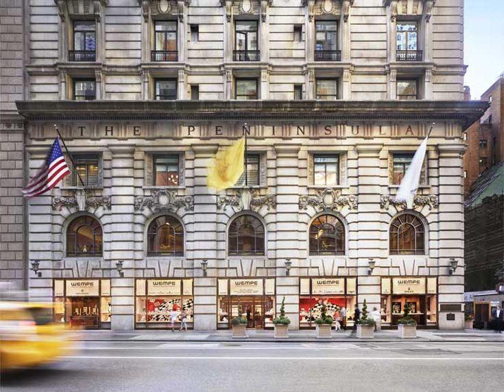 Wempe expandiert in New York
