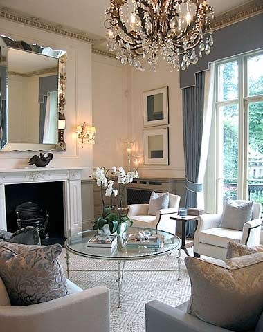london townhouse city projects roughan interior design more interior ...