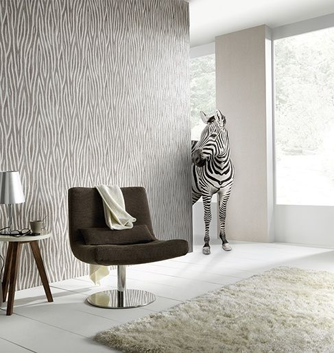 Behang Expresse Kenia 5905-33 Zebra behang