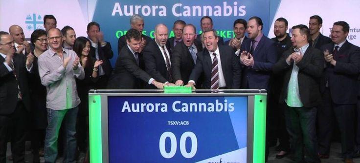 La empresa canadiense Aurora Cannabis ha presentado el pasado martes una opa, la primera en el incipiente mercado del cultivo de marihuana, sobre su competidor CanniMed Therapeutics. La operación se ha planteado a través de un intercambio de acciones entre ambas empresas, que valora a CanniMed en 455 millones de dólares, un 57% por encima de su cotización actual. De concretarse, la fusión creará un gigante con 40.000 clientes, 130.000 kilos de producción anual y una capitalización de mercado…