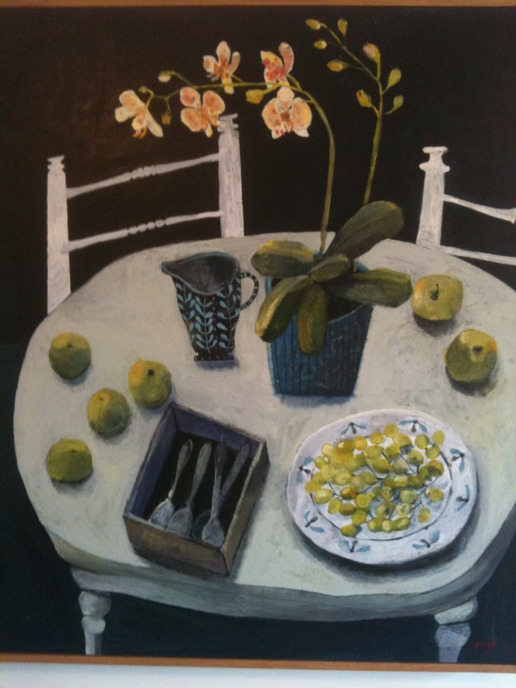grey table still life Este MacLeod