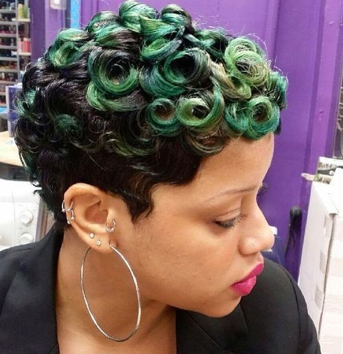 50 Most Captivating African American Short Hairstyles ...