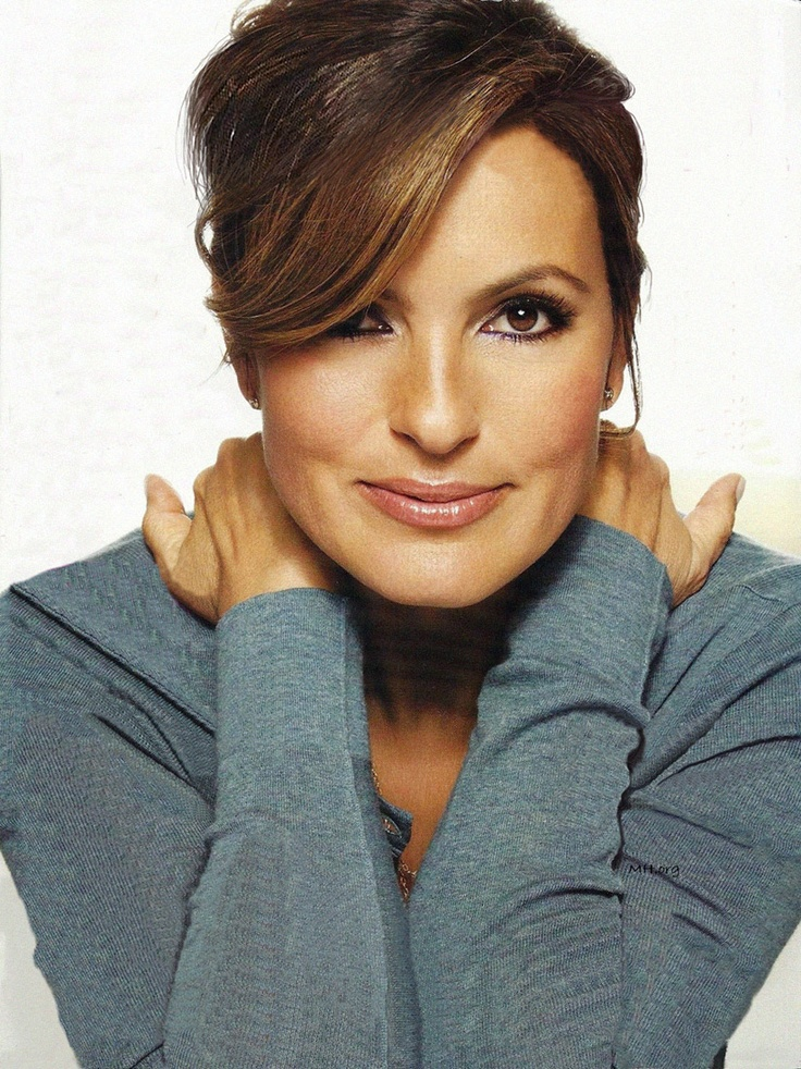 Mariska Hargitay -Law and Order: SVU