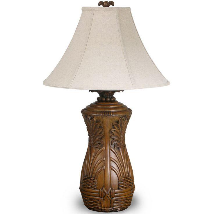 Bali Tropical Table Lamp - Leaders Casual Furniture