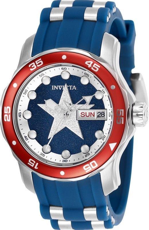 0eca34b93 Invicta 25704 Marvel Captain America Women's 38mm Stainless Steel Watch