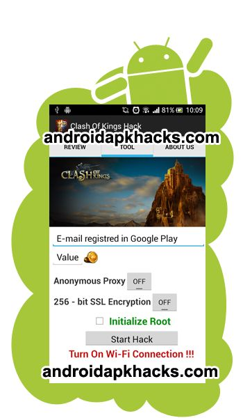 Clash Of Kings Hack Android Apk Mod