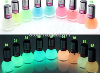 Very good. Even 1 layer gives bold glow in the dark. But actual nail ;polish color is too faint to see. Nice to use as top coat on any other nail polish because its quite clear