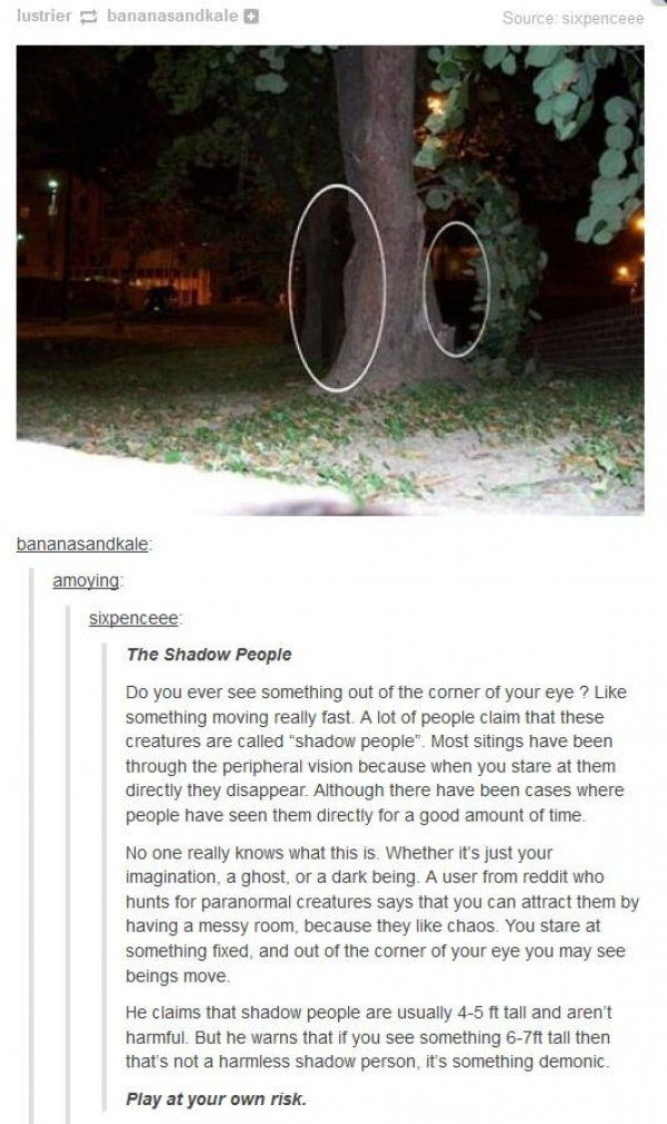 10 Creepy Tumblr Stories That Will Disturb You
