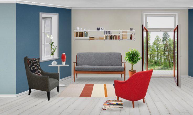 living room creato con Neybers