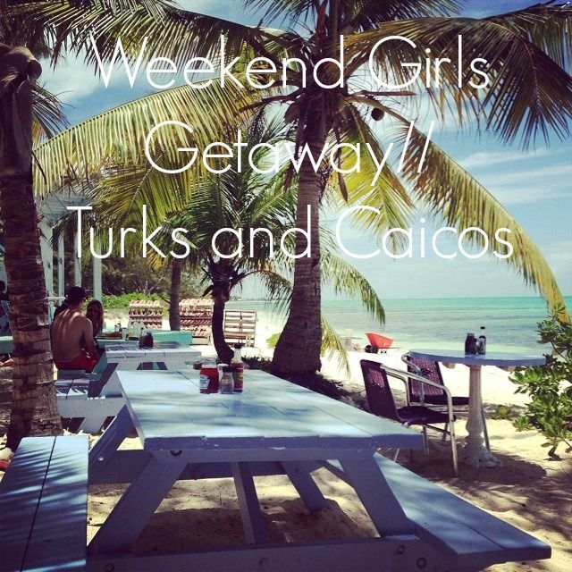Tips for planning a girls getaway to Turks and Caicos.  An affordable villa, restaurant recommendations, and a snorkel day trip.