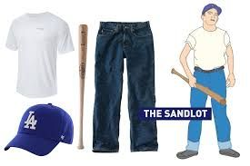 Image result for The Sandlot Costume
