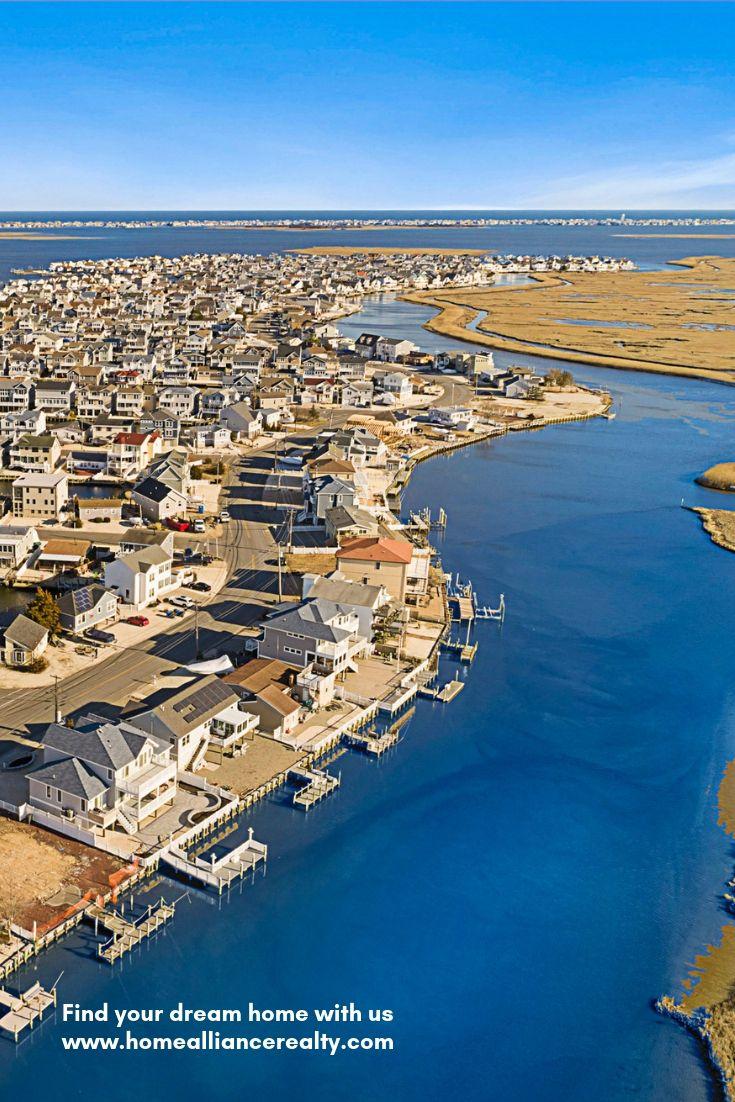 Long Beach Island Nj Homes For Sale Long Beach Island Coastal Architecture Waterfront Homes