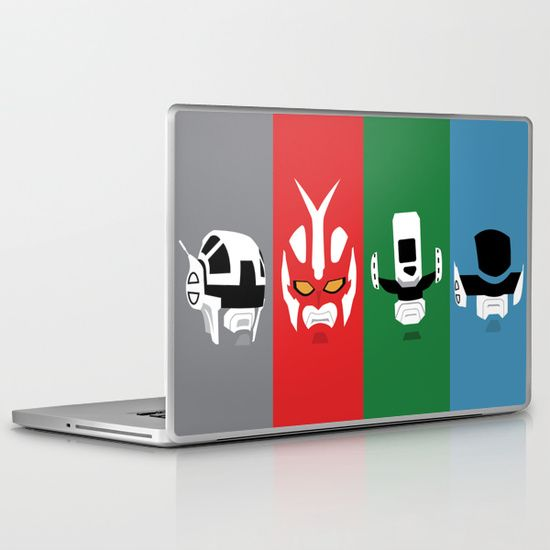 Cybercops Laptop & iPad Skin