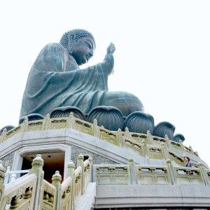 The Big Buddha, Ngong Ping – Hong Kong Series #3