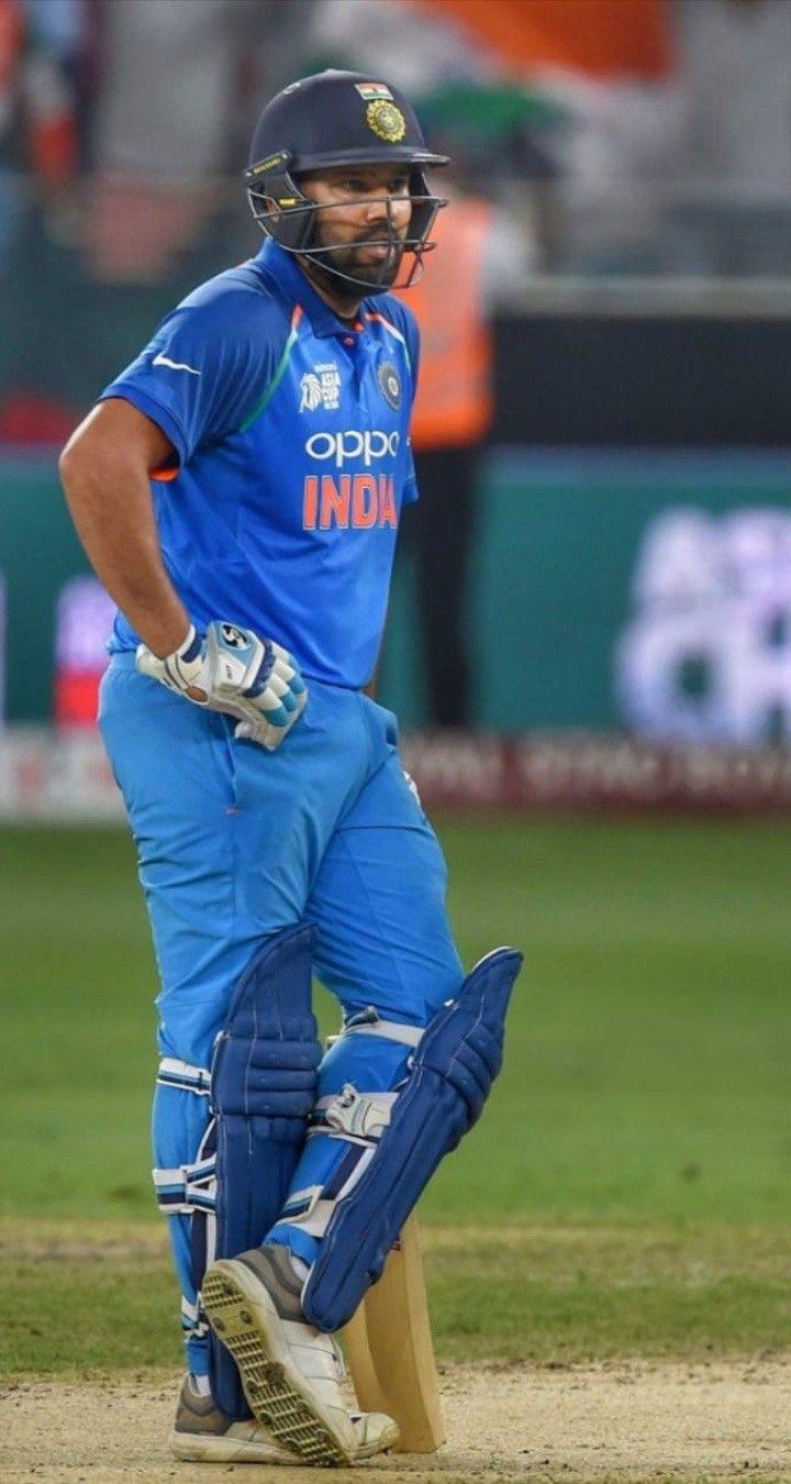 Rohit Sharma Hi India Cricket Team Cricket Sport Mumbai Indians Ipl