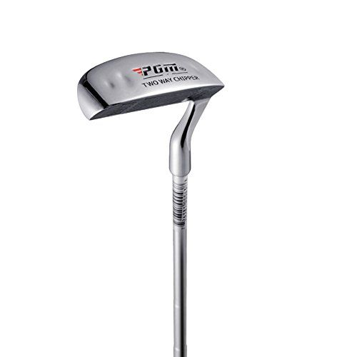 HMX Two Way Golf Chipper,Both Right &Left Handed,Steel Shalf,35 inches