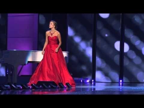 Watch Miss Georgia's winning opera performance at Miss America 2016 - YouTube