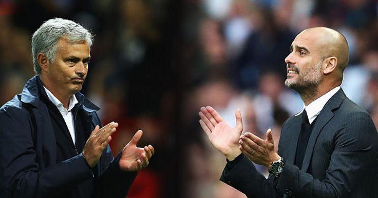 Liga Inggris: Josep Guardiola Pilih Membela Jose Mourinho -  http://www.football5star.com/liga-inggris/manchester-city/liga-inggris-josep-guardiola-pilih-membela-jose-mourinho/88673/