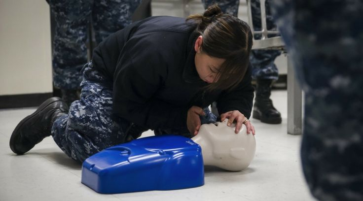Would you be able to save a coworker's life during a cardiac emergency? The @RedCross can help! Take this quiz to test your knowledge and learn more about the first steps to saving a life!