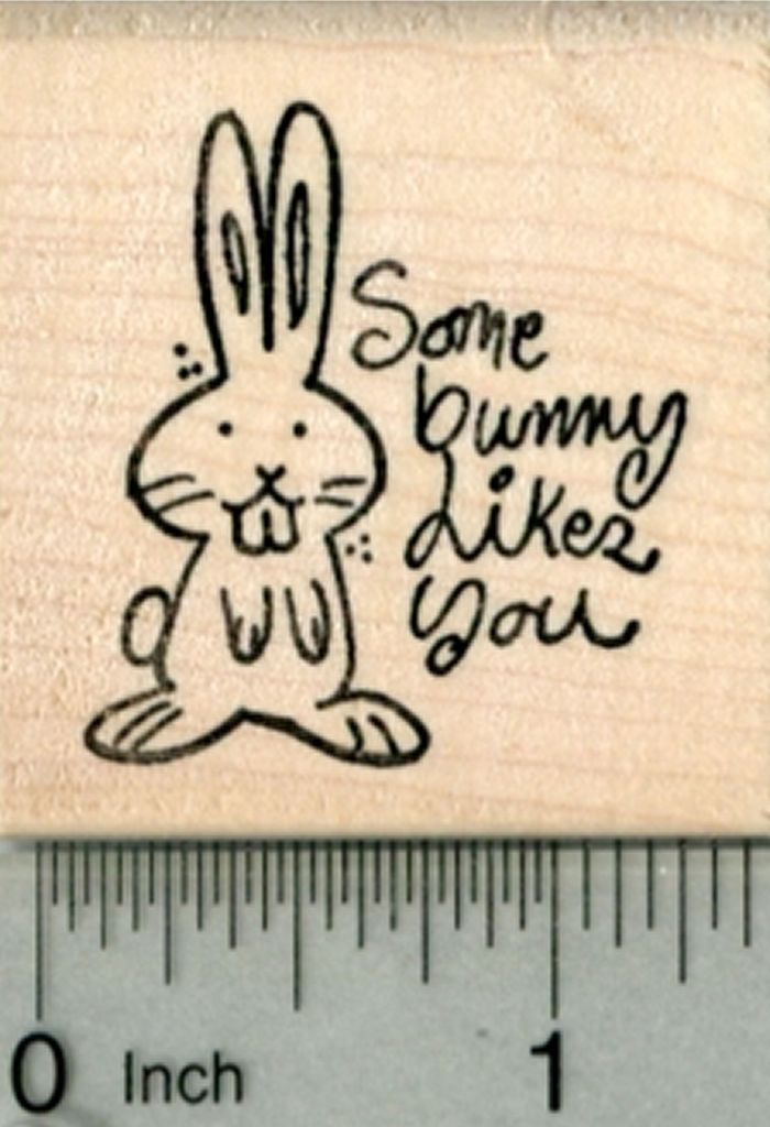 You/'re Red Hot J31723 Wood Mounted Valentines Day Lobster Rubber Stamp