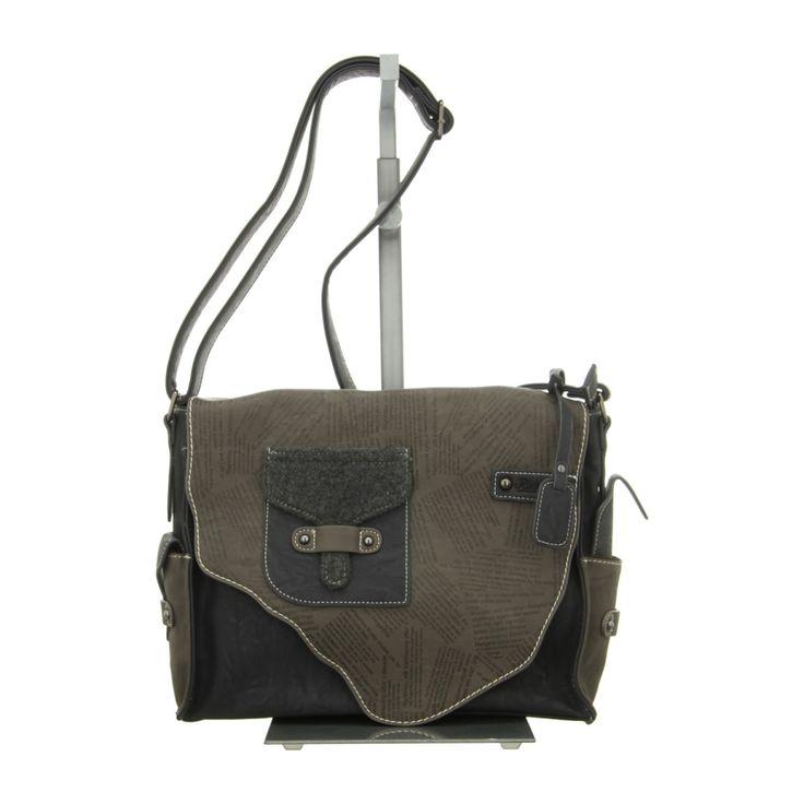NEU: Rieker Handtaschen H1150-14 - blau kombi -