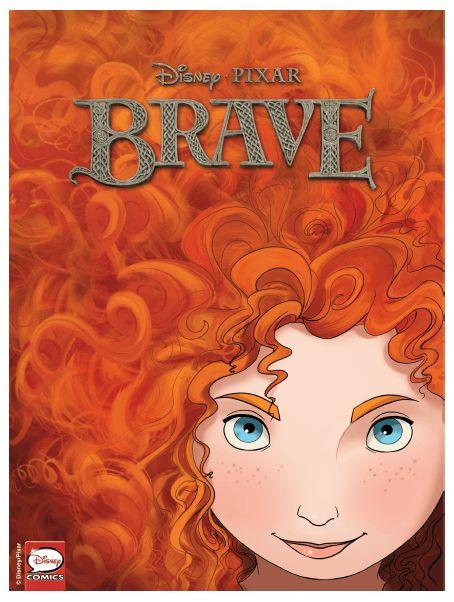 Brave. Комиксы на английском языке