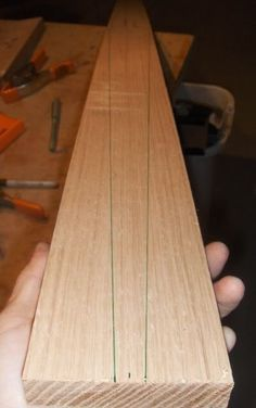 Board Bow Build-along from TradGang-