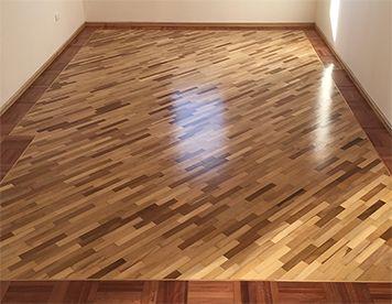 Con un piso de madera puedes dar un diseño único y diferente a tu casa, departamento u oficina.