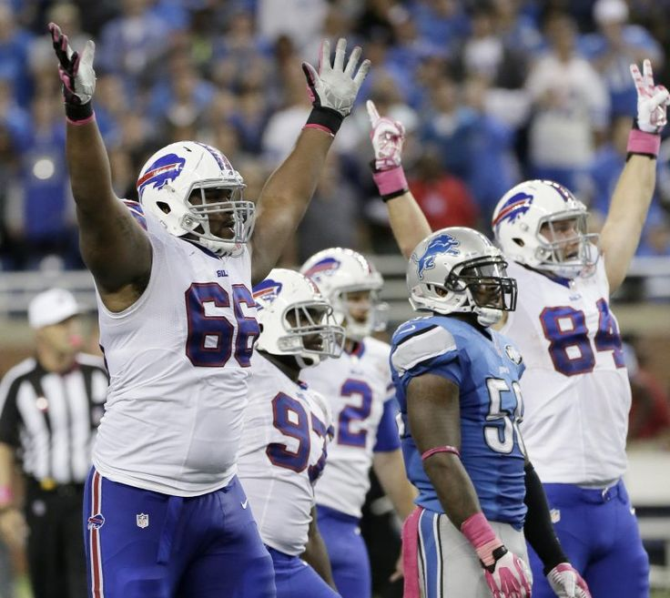 Buffalo Bills tackle Seantrel Henderson was just suspended for 10 games for weed use
