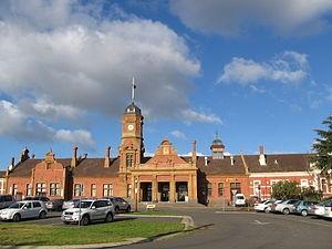 Maryborough Station Vic .