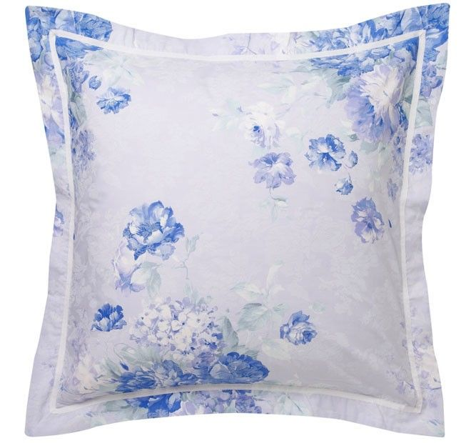 Garland Quilt Cover Set Range French Blue | Manchester Warehouse