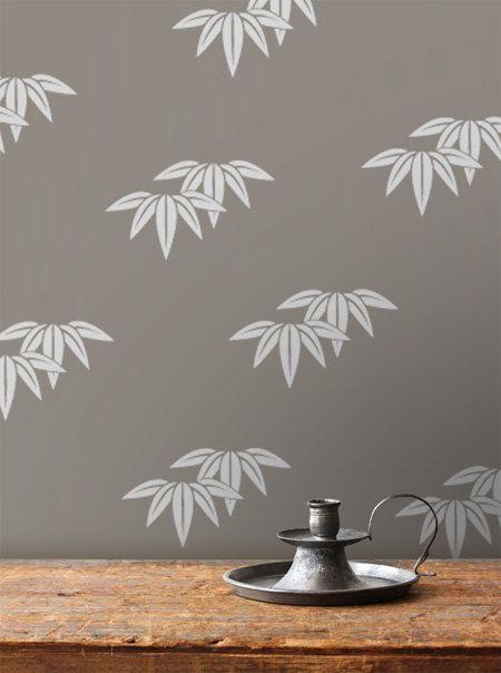 Bambù Decorazione Giapponese - Decalcomanie parete on Etsy, 22,26€