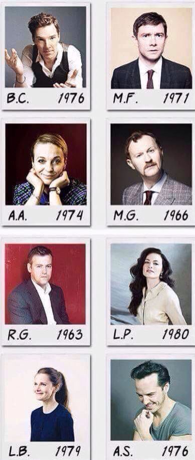 Initials and the year they were born :) Idk why this makes me kinda happy