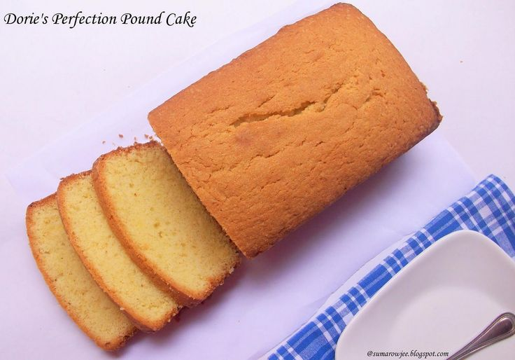 Cakes And More!: Dorie Greenspan's Perfection Pound Cake