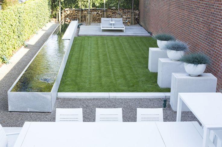 Strakke tuin - Filip Van Damme