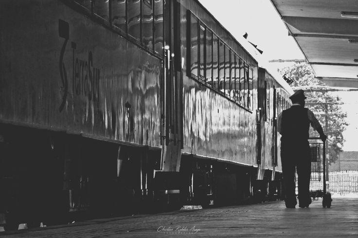Estación de trenes de Chillán by Chris Rubilar on 500px