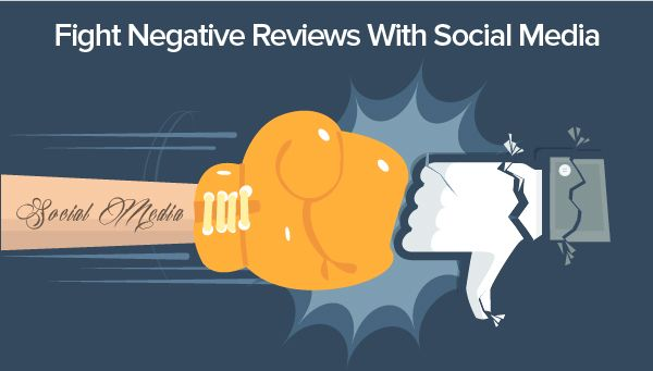 Learn how to fight negative business reviews & feedback on social media sites. Also find reputation management tips, tricks & SM ideas for B2B companies.