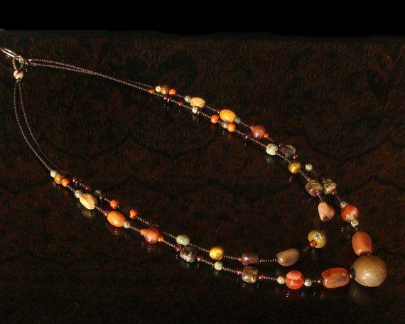 Collar africano joyas africanas collar por ByDivineCollectibles                                                                                                                                                                                 Más