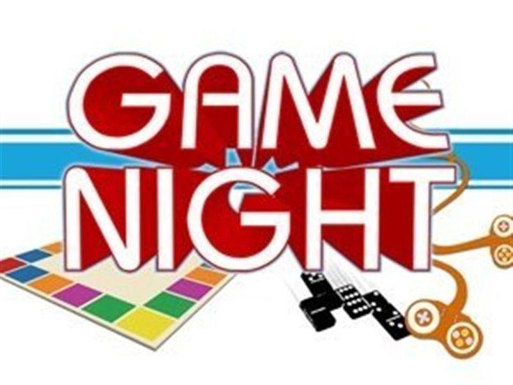 game night template