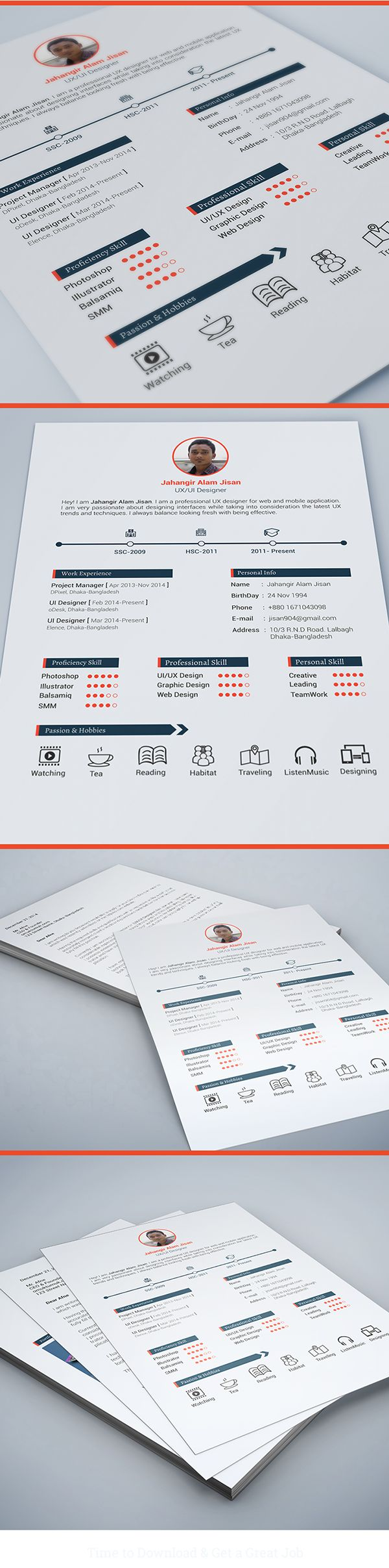distribute your resume