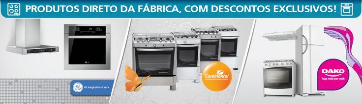 Preço de Fábrica: Mabe Corporativo fogão, geladeira, micro-ondas, lavadora, refrigerador, adega, coifa, frigobar, lava-louças